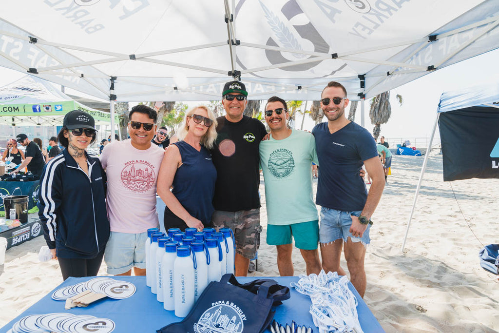 Big Pete's Treats Venice Beach Clean-Up Recap