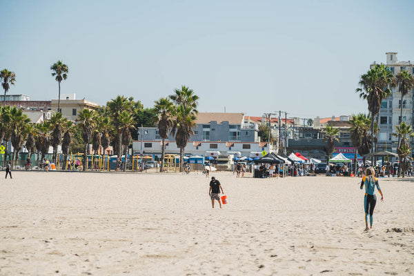 Big Pete's Venice Beach Cleanup
