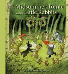 Midsummer Tomte and the Little Rabbits