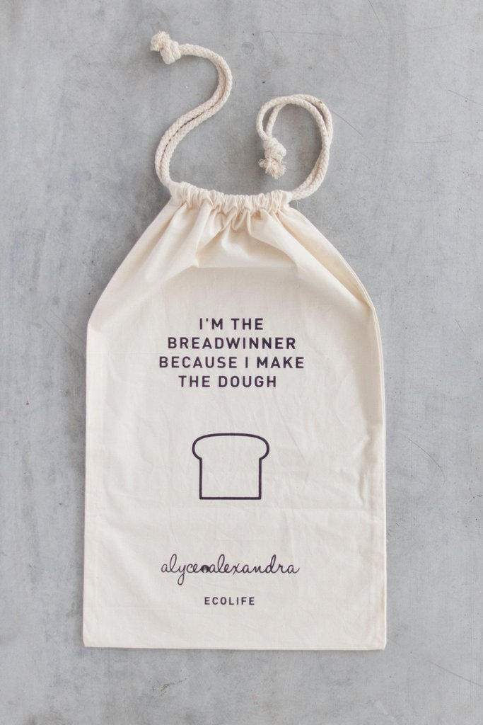Breadwinner Bread Bag