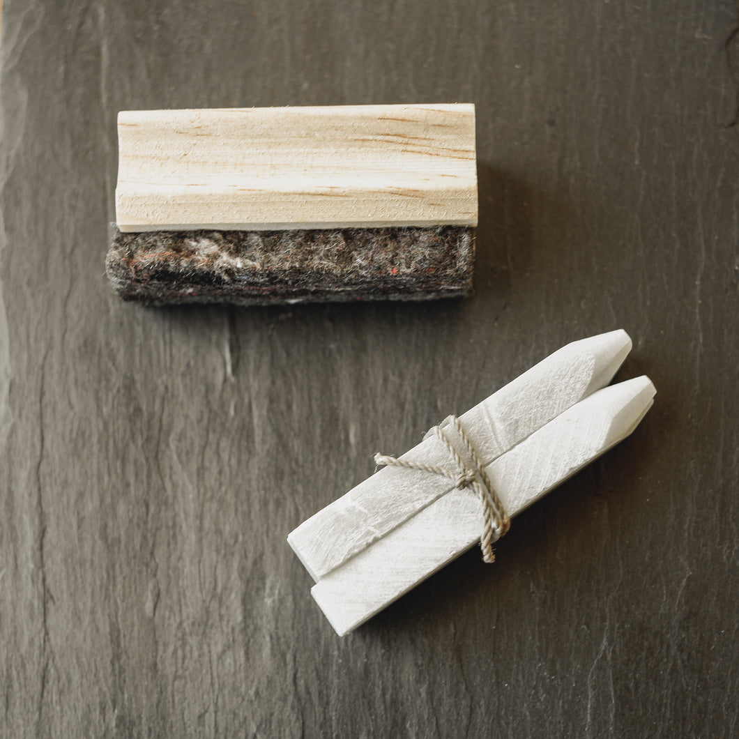 Soapstone Chalk - 4 piece Set