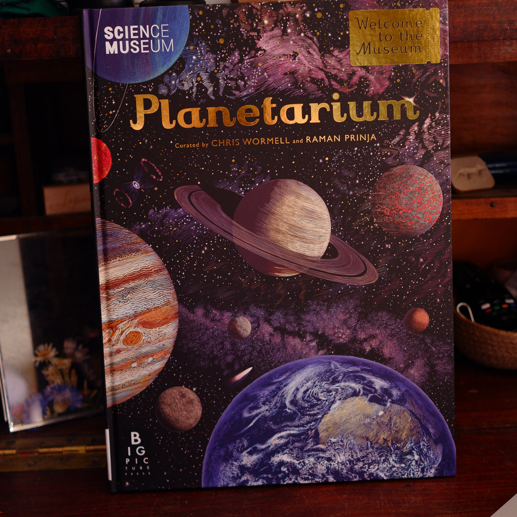 Planaterium ~ Welcome To The Museum