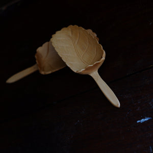 Bamboo Leaf Scoop