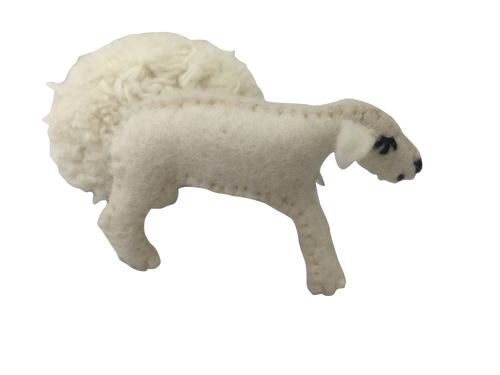 Sheep With Removable Fleece