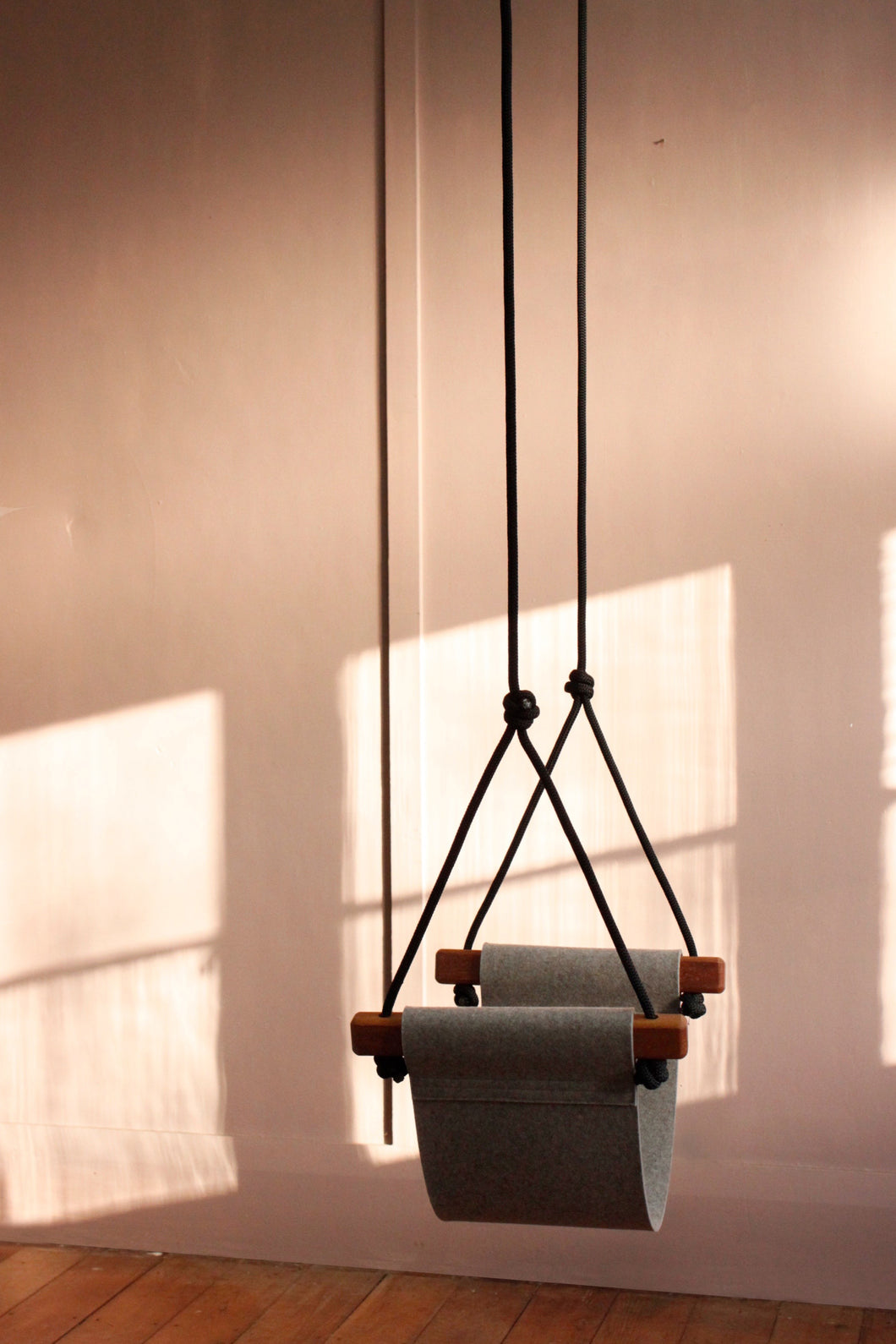 Indoor Loft Swing - Felt