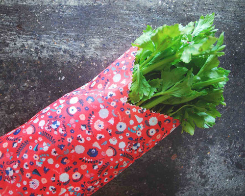 Beeswax Food Wrap - Extra-Large (single)