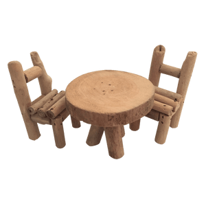 Woodland Table & Chairs Set
