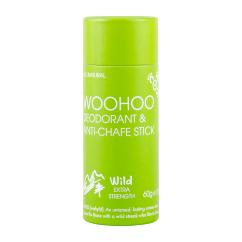 Deodorant & Anti-Chafe Stick (Wild) 60g