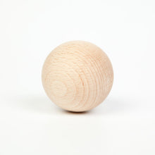 Wooden Balls Natural 45mm (set of 6)