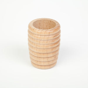 Natural Honeycomb Beakers - Set of 6