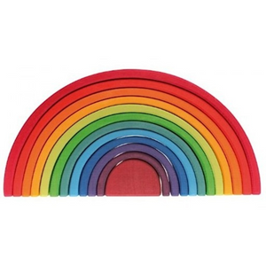Large Rainbow Tunnel