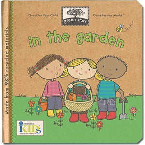 In The Garden - Green Start Book