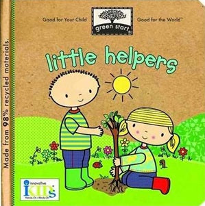 Little Helpers - Green Start Book