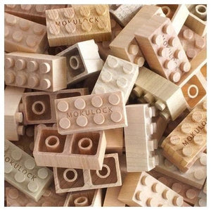 Wooden Block 24pcs Set