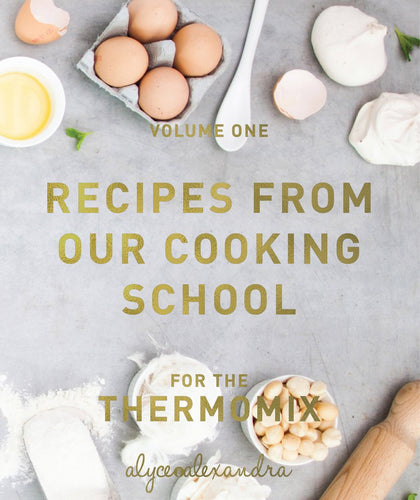 Recipes From Our Cooking School