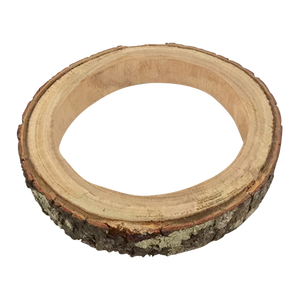 Natural Wooden Ring
