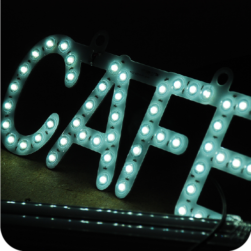 LED Sign Art