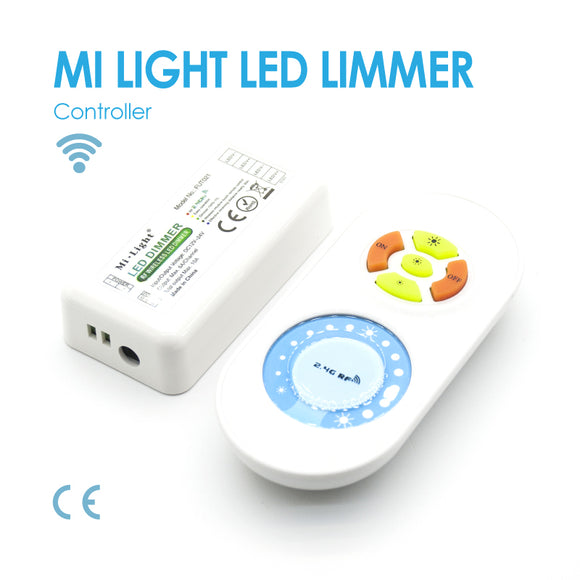 Mi Light LED DIMMER-DC12~24V 10A 2.4GHz Button