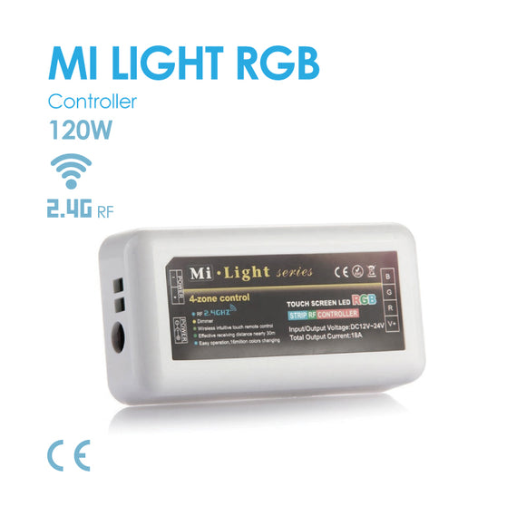Mi Light RGB Receiver DC12~24V, 10A