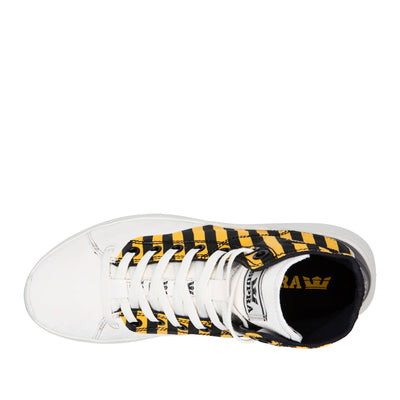 06131-822-M | STATIK | CAUTION STRIPE-BONE