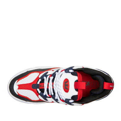 06582-180-M | MUSKA 2000 | WHITE/NAVY/RED-WHITE