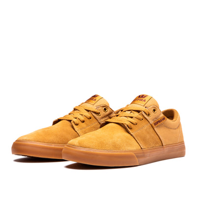 08029-260-M | STACKS II VULC | TAN/BROWN-LT GUM