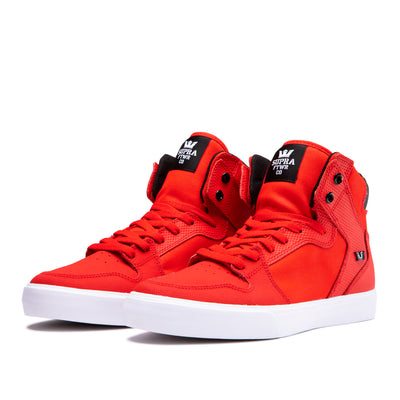 08044-693-M | VAIDER | RISK RED/BLACK-WHITE