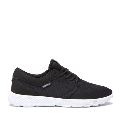 08128-009-M | HAMMER RUN | BLACK/WHITE-WHITE