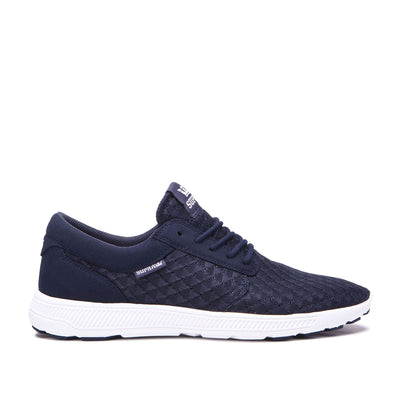 08128-454-M | HAMMER RUN | NAVY/LT GREY-WHITE