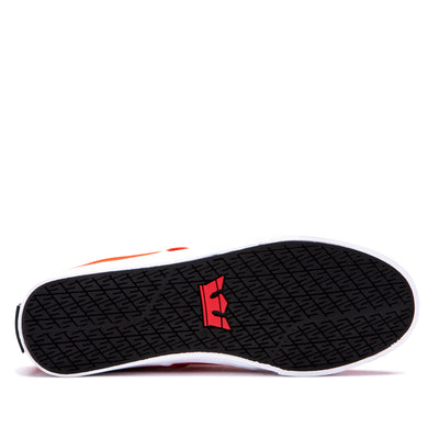 08193-693-M | STACKS II VULC | RISK RED/BLACK-WHITE