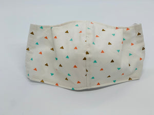 Triangle Fitted Face Mask