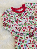 Holiday Twirl Dress-Size 2T|  Children's Clothing