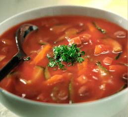Minestrone Soup- Frozen Quarts
