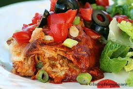 Spicy Chorizo Enchiladas- Frozen