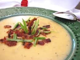 Potato, Bacon and White Bean Soup- Frozen