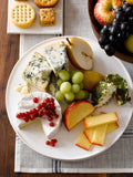 Seasonal Fruit & Cheese Plate