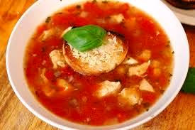 Chicken Tomato Chowder