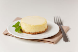 Chuckanut Bay New York Cheesecake