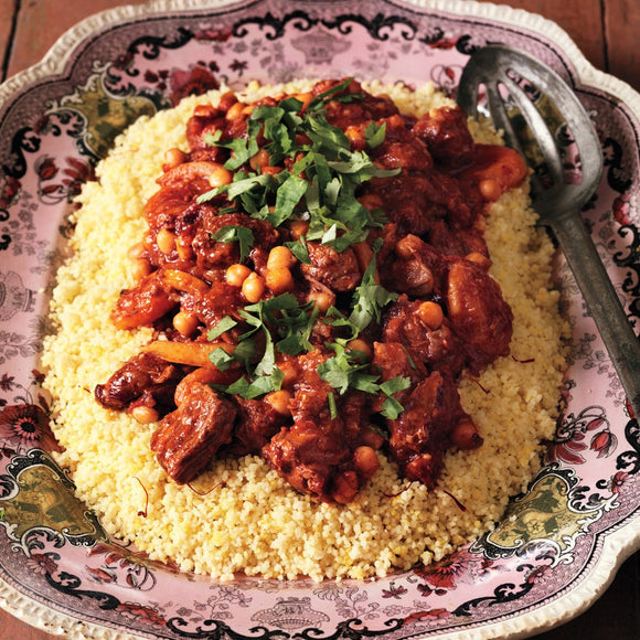 Moroccan Lamb Tagine with Couscous- Frozen