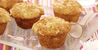 Pineapple-Coconut Muffins