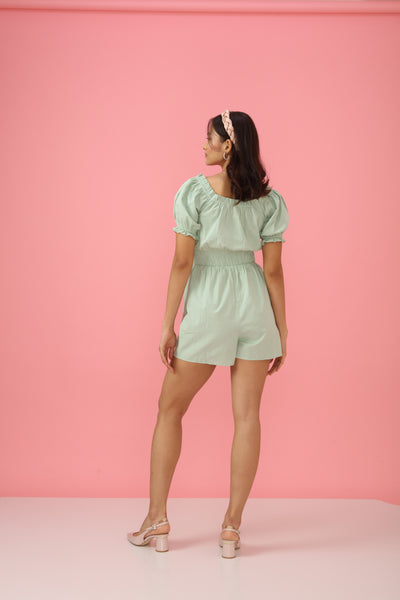 The Riley Playsuit