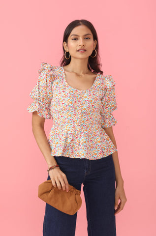 The Lillian Top