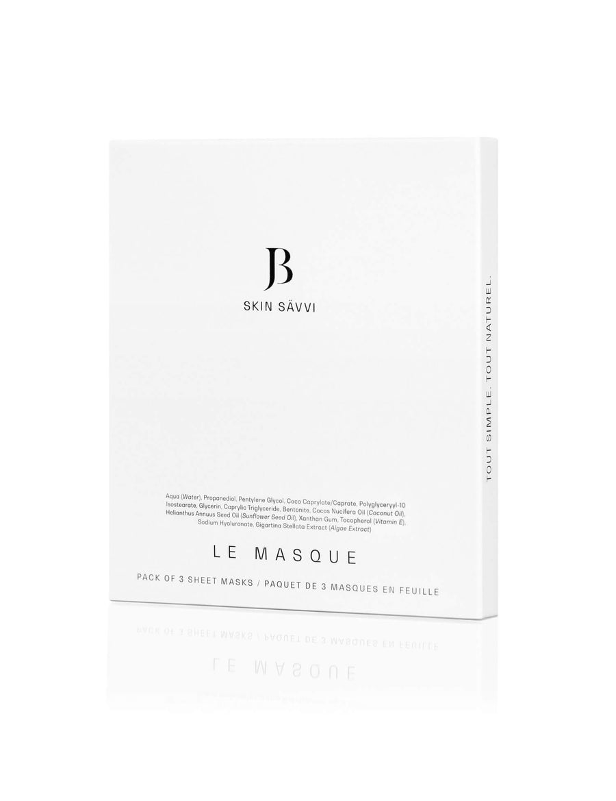 Le masque (pkg of 3)