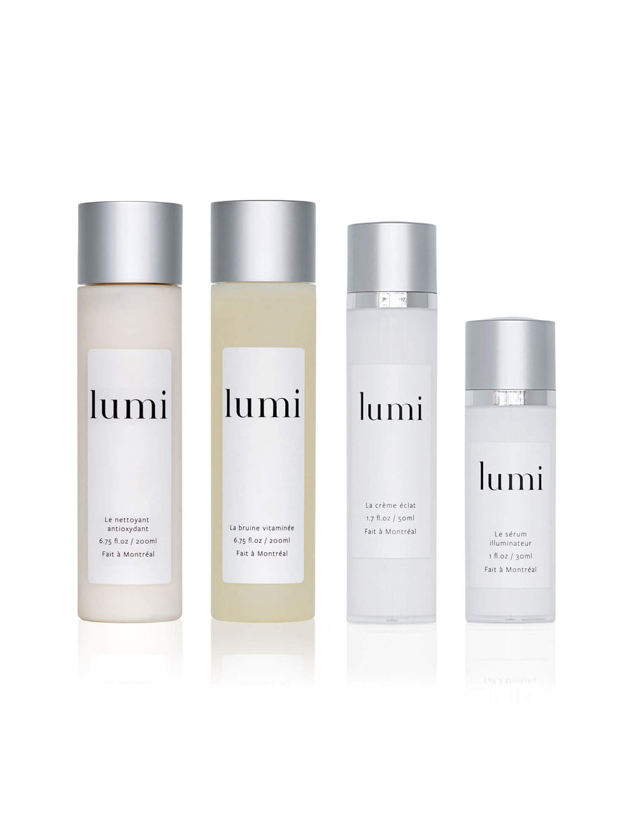 Luminance collection