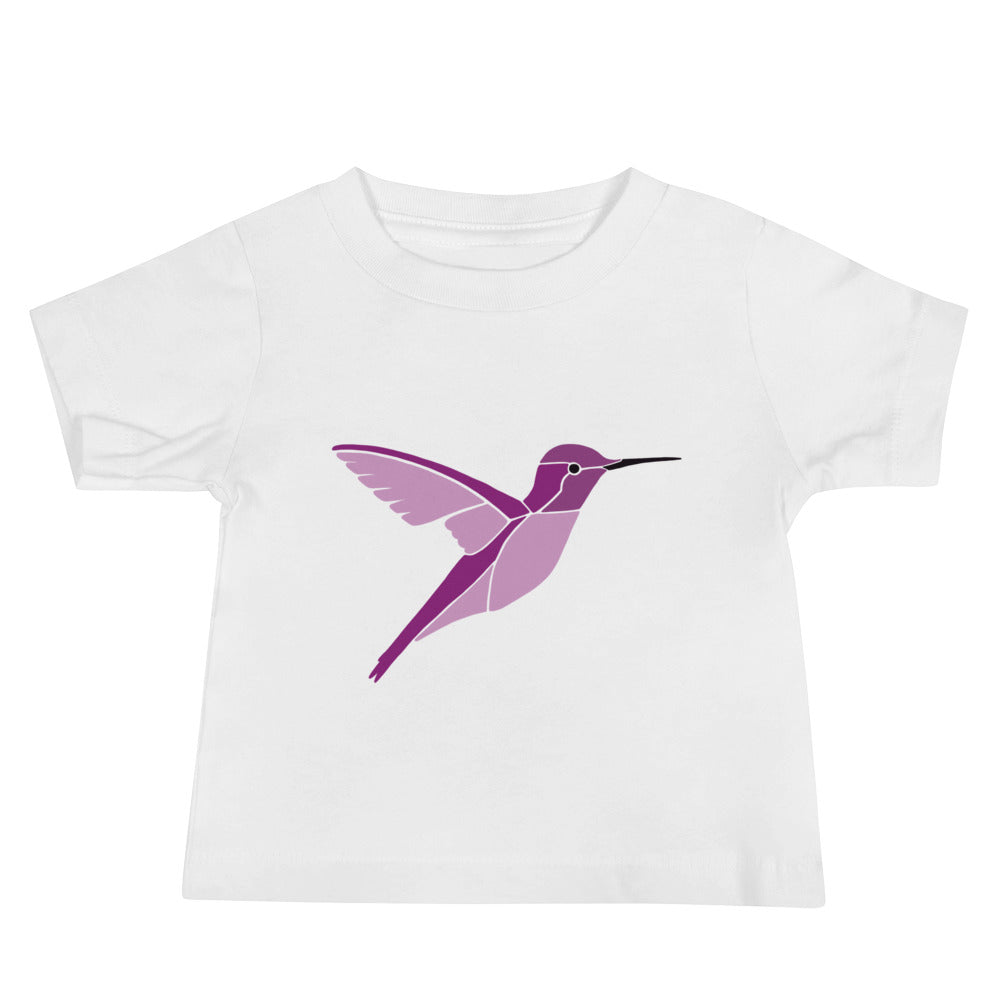 Hummingbird Short Sleeve Tee - Baby