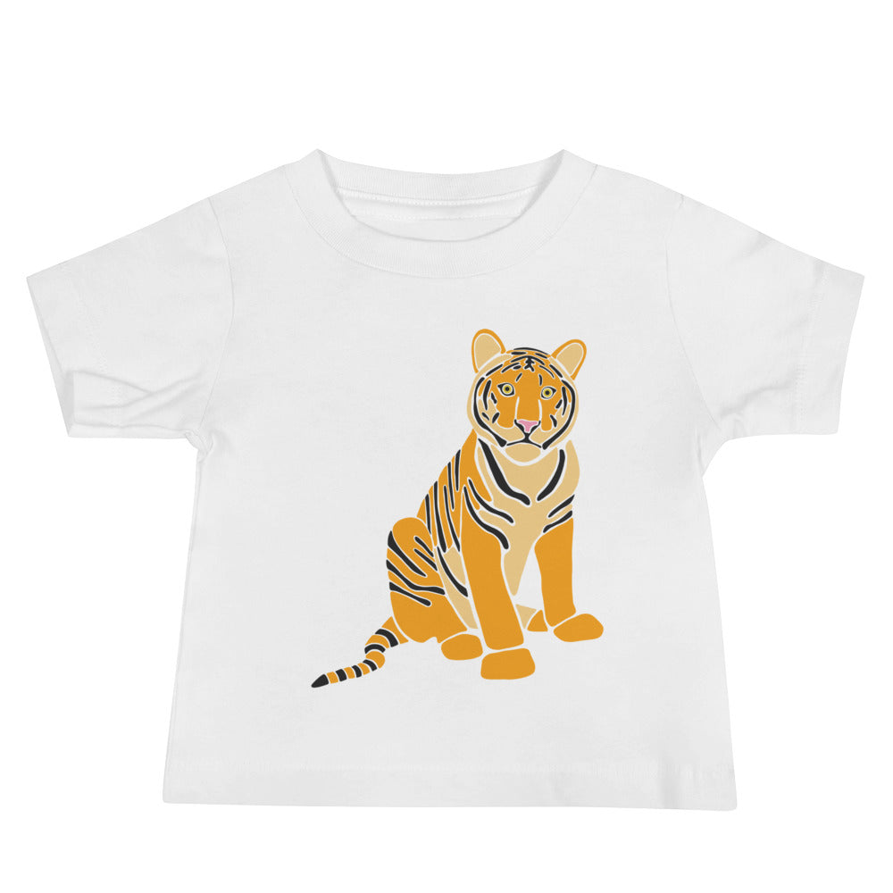 Tiger Short Sleeve Tee - Baby