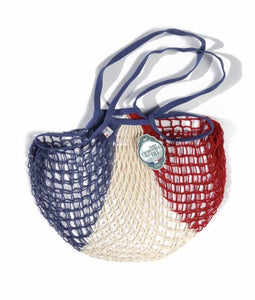 Filt Market Bag (French Flag)