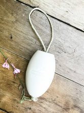240g Rotating Wall-Mounted Soap - Cotton Flower