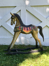 Vintage Rocking Horse (Pickup or Local Delivery Only)