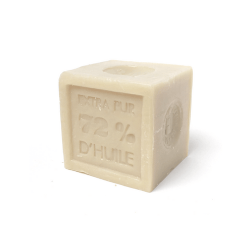 Savon de Marseille Cube Soap - 600g Cube Natural